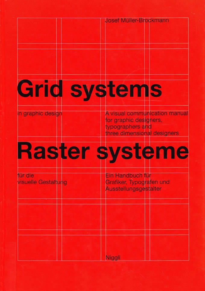 Grid Systems in Graphic Design cover image